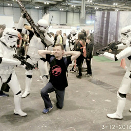 comicon 2016 starwars empire comic