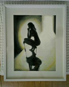 myart painting paint pencil disegno