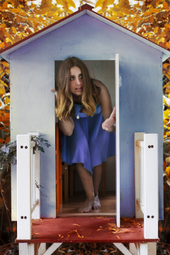 aliceinwonderland house magic edit photoshop