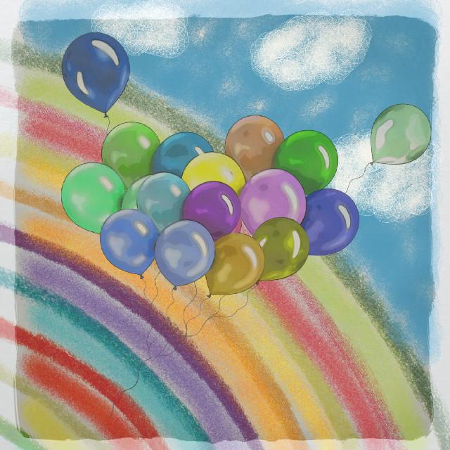 #FreeToEdit  #balloon  #freetoedit  @freetoedit