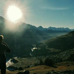 nature travel mountains freetoedit