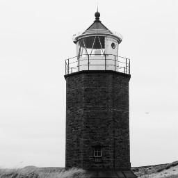 lighthouse northsea photography blackandwhite travel