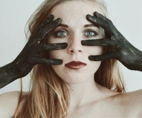 freetoedit emotions portrait girl woman