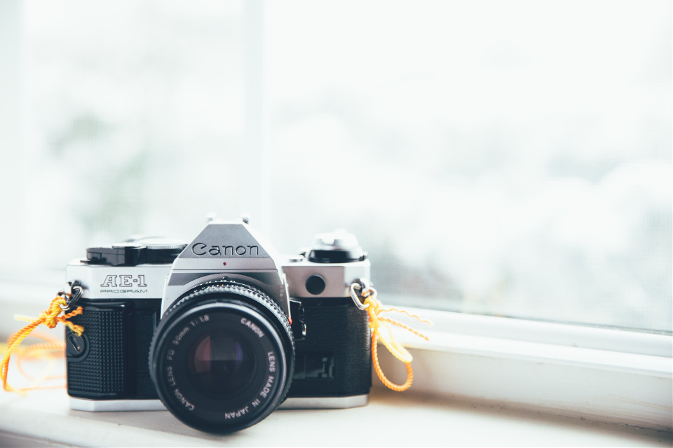 Add your creative touch to this beautifully captured shot!  Unsplash (Public Domain) #FreeToEdit #camera #background #shot #object #photography #shooting
