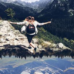 freetoedit upsidedown nature wanderlustwednesday