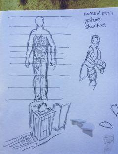 sketch figure freetoedit