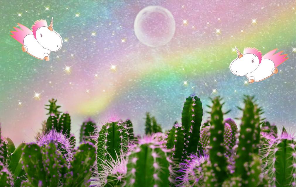 #FreeToEdit  #unicorns  #glitter #dailyremixmechallenge  #colors