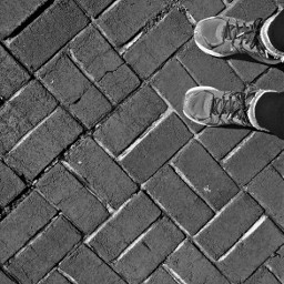 freetoedit shoeselfie bricklane blackandwhite highangle