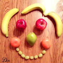 dpcfruit fruits food playwithyourfood healthyhabits freetoedit