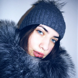 wintertime blueandgreeneyes freetoedit