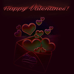 freetoedit valentineballoons