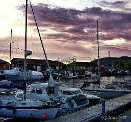sunset boat photography photooftheday photoedit