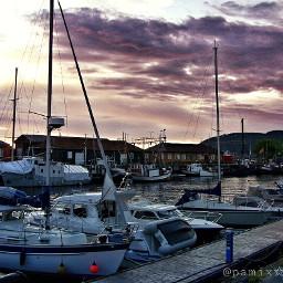 sunset boat photography photooftheday photoedit