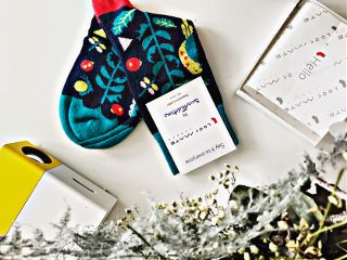 lookmate socks colorful stylish fashion