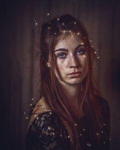 selfportrait darkbeauty