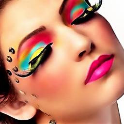 makeup art makeupart freetoedit