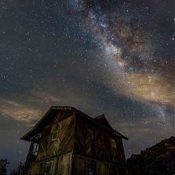 astrophotography moment galaxy longexposure stars freetoedit
