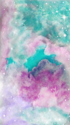 galaxy dream cottoncandy cottoncandygalaxy cottoncandyclouds