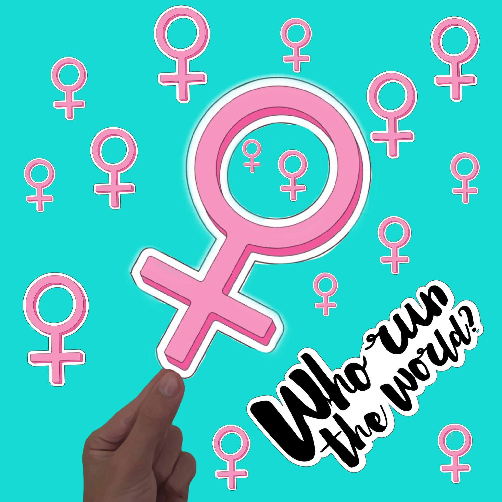 #FreeToEdit #womensday #remix #girlpower #whoruntheworld #internationalwomensday #art #interesting #edited #edit #myedit #womensymbol