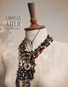 interesting art photography necklace madebyme