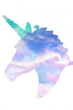 unicorns galaxia freetoedit