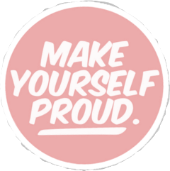 make yourself proud kawaii pastel