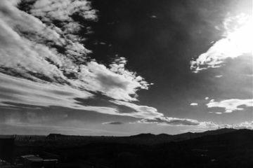 barcelona blackandwhite sky freetoedit