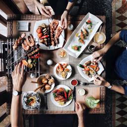 food flatlay foodies onthetable foodphotography freetoedit
