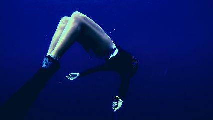 freediving freedivingart colorsplash