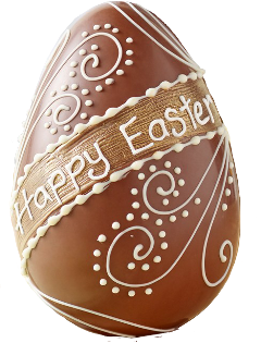 ftestickers freetoedit egg chocolate easter